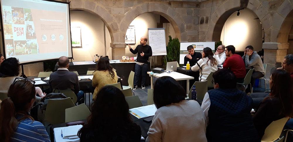 2019 enkarterri open lab /bootcamp guztira